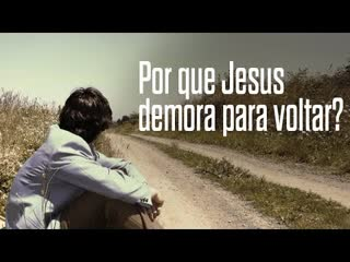 """""""Por que Jesus demora para voltar"""" – Pr.Igor Bolichoski"""
