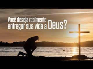 """""""Você deseja realmente entregar sua vida a Deus"""" – MÍNYMA Pr. Igor Bolichoski"""